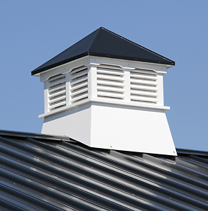 Cupolas features option on sheds for sale in Kentucky