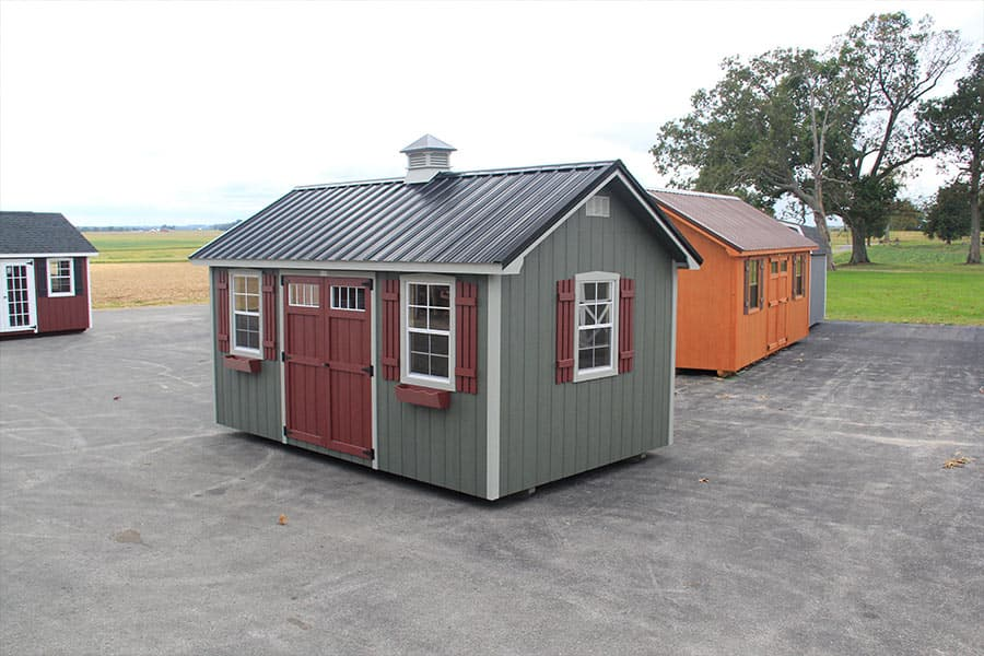 get backyard shed designs in tn