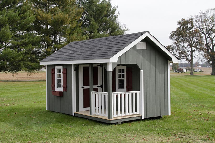 cabin design ideas and kids playhouses in ky - Cabin Design Ideas
