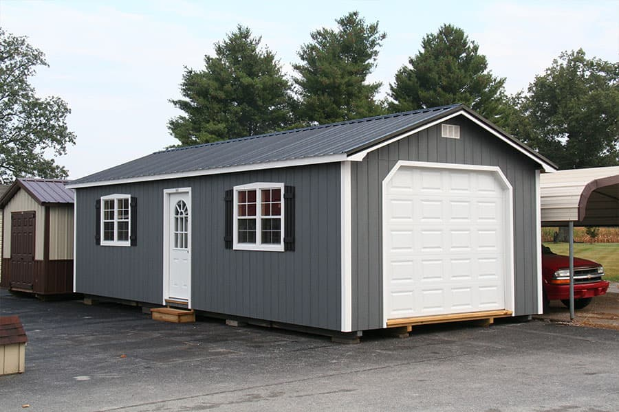 single car garage design ideas in ky and tn