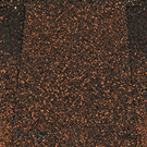 hickory dimensional shingles give a dark hue to your buildings