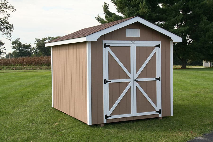 outdoor storage shed ideas in russellville