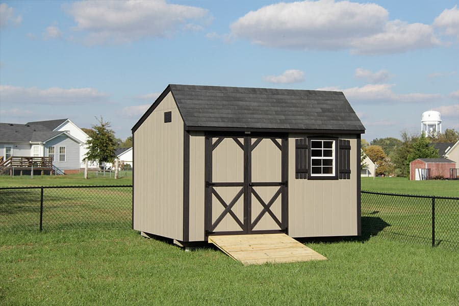 Storage shed ideas from russellville ky backyard shed inspiration - Backyard sheds plans ideas ...
