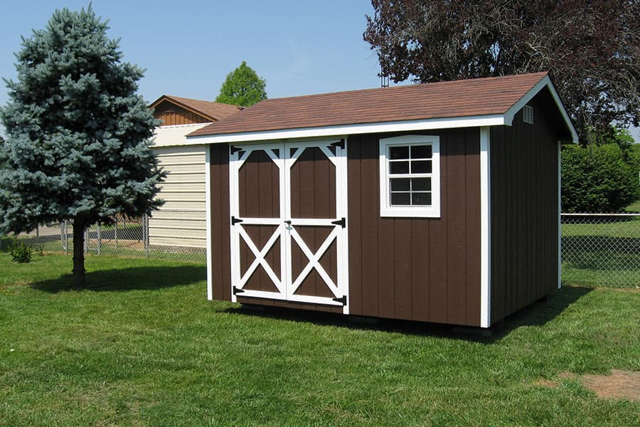 outdoor storage shed ideas in tn Garden Shed Ideas Photos from Among the Best Designs