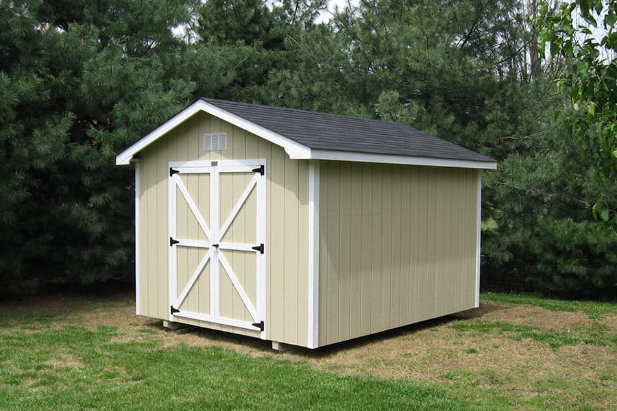 Storage shed ideas in russellville ky backyard shed for Sheds and barns